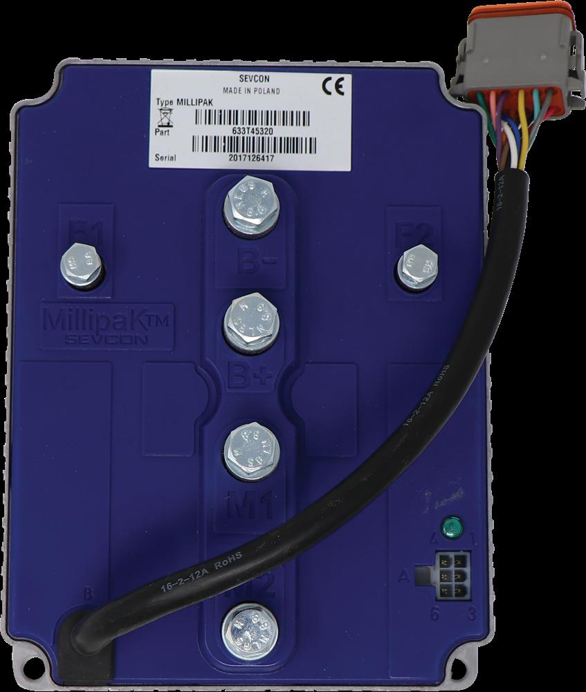New  48v 500a Controller
