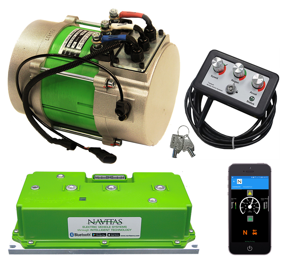 <p>This conversion kit may be used with the E.R.I.C. system, but dash display capabilities will be replaced by the mobile device app.</p>